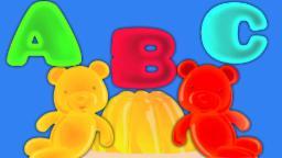 ABC Song For Kids | abc música | alfabetos rimas para crianças | música berçário