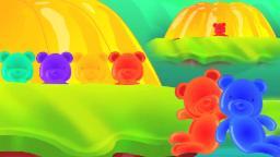 0 na cama rima | canções populares para crianças e bebês