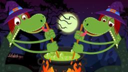 Bruxas Sopa | Dia das Bruxas Canção | assustador Canções para as crianças | Kids Song | Witches Soup