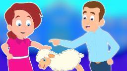 Mary tinha um cordeirinho | Músicas infantis | poesia infantil | Mary Had a Little Lamb Rhyme