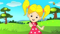 hokey pokey | canção para crianças | rima | animação crianças música | Hokey Pokey | Baby Rhyme
