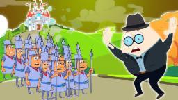 Humpty Dumpty sentado em uma parede | Cartoon para crianças | compilação | Popular berçário do Rima