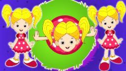 Hokey Pokey | compilação | vídeo educativo | populares rima infantil