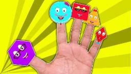 Finger-Familie | shapes Finger Familie | Reime | Zusammenstellung