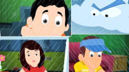 Regen Regen gehen weg | Kinderreime | Zusammenstellung in Deutsch