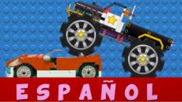 camión lego |  Juego de Lego | divertido vídeo Niños