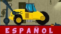 carretera fábrica de juguetes de rodillos | plazas de garaje para los niños