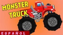 camiones monstruo | Camiones Para Niños