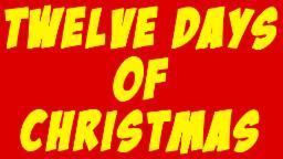 Los doce días de Navidad l  villancicos en ingles