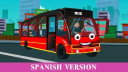 Las Ruedas en el bus | Wheels on the bus