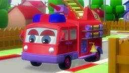 Feu Camion Formation et utilisations | enfants Vidéos| Kids Learn | Fire Truck Formation And Uses