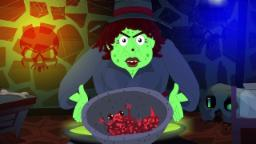 sorcière soupe | rimes effrayant pour les enfants | chanson Halloween pour les enfants | Witch Soup