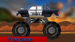 Monster Truck | enfants véhicules vidéos | garage à voiture