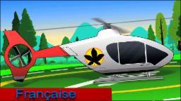 hélicoptère |apprendre la formation et les utilisations  | Apprenez véhicules |transport aérien