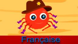 L'araignée incy de Wincy | Comptine