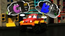 Monster Truck Dab- Chanson ABC
