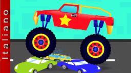 Mostro Camion| Compilation per i bambini | italiano