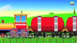 il treno| Veicoli per i bambini| usi di treno| trasporto ferroviario