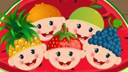 Cinque piccoli Neonati | filastrocche | Video del bambino