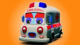 ambulância formação e Usos | educativosVídeos | Videos For Children | Ambulance formation And Uses