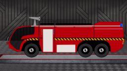 Carro bombeiros Formação | miúdos cartoon | Kids Cartoon | Vehicles For Kids | Fire Truck Formation