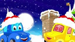 Papai Noel descer pela chaminé | Canções natalinas | Feliz Natal | Santa Claus Down The Chimney
