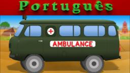 Ambulância Exército | Exército Veículos | Ambulância militar For Kids