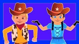 Hokey Поки | Мультфильм Сборник для детей | Популярная детского стишка