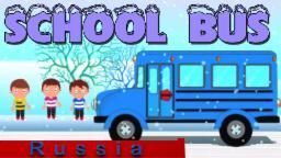 школьный автобус |средство передвижения видео Коллекция  для детей |узнать о транспортных средствах