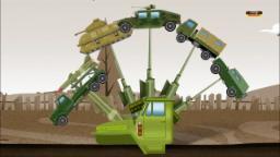 Armee fahrzeuge Finger familie | Kinderreim | Song For Kids | Kids Song | Army Vehicle Finger Family