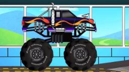 Monster lkw Stunts | Video für Kinder | Kinder Fahrzeuge | Video For Children | Kids Vehicles