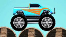 Monster-LKW | Kinder Fahrzeuge Videos | Kinder Sammlung | Monster Truck Stunts | Kids Vehicle Videos