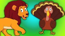 'Tierlaut Song | Cartoon für Kinder | Kompilation | Beliebte Kinderreim