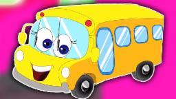 Räder auf dem Bus | Compilation für Kinder | Beliebte Kinderlieder