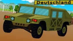 Armee Hummer für Kinder
