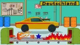 Car Garage | Spielzeug Garage