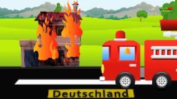 LKW-Brand und Feuer | Videos für Kinder | Videos für Kinder