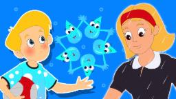 Lluvia lluvia sale | Cartoon para los niños | compilación | Populares de la poesía infantil