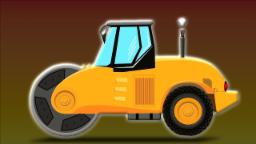 Compacteur routier | utilise de Véhicule | Educational Video | Road Roller Formation & Uses