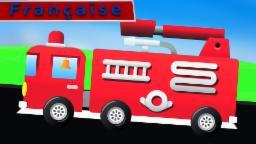 Camion d'incendie | De compilation pour les enfants | vidéos pour les enfants de