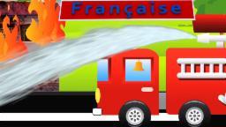 camion de pompiers | utilise des camion de pompiers | apprendre camion de pompiers
