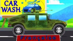 armée hummer | La vidéo d'enfants | apprendre sur le véhicule de l'armée