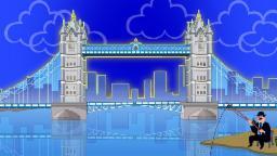 a Ponte de Londres está caindo | coleta de canções para crianças | London Bridge