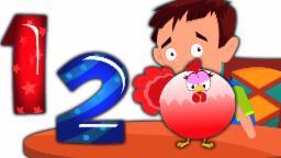 One Two Buckle | um dois fivela | canção de ninar para crianças | crianças vídeo educacional