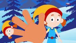Эльфы Палец семьи | детский стишок | Kids Song | Finger Family | Nursery rhyme | Elves Finger Family