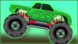монстр грузовик каскадеров| Коллекция монстр из грузовик видео