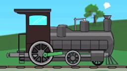монтаж поезд | поезд видео для детей | видео Транспортное средство для детей