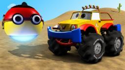 Uchi Uchi | 怪物卡车