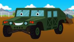 军队悍马 | Army Hummer
