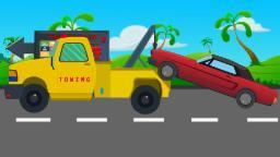 拖车和维修 | Tuōchē hé wéixiū  | Tow Truck and Repairs